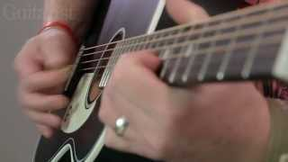 Gretsch Roots Collection G9500 Jim Dandy Flat Top & G9220 Bobtail Round-Neck AE resonator demo