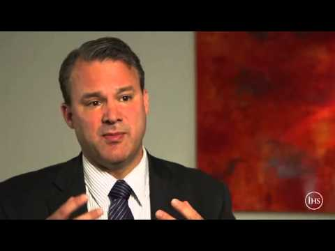 Jim Burkhard - The new IHS global energy scenarios