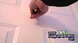 How To Change Peep Holes ~ Replace Door Viewers