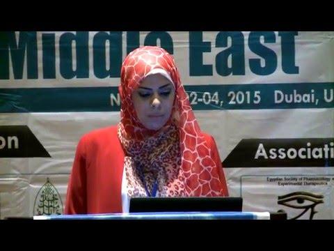 Fathia EI Sharkawi | Egypt | Pharma Middle East 2015| Conference Series LLC