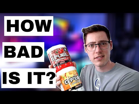 Is Gfuel Bad For You?