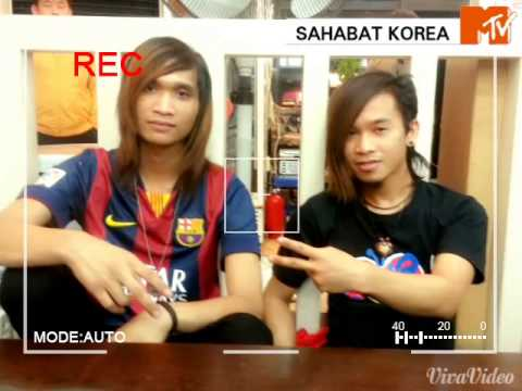 Setia band -  Sahabat New Version korea 2014