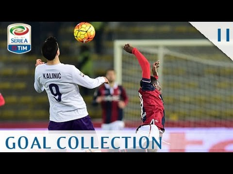 Goal Collection Giornata 11 Serie A Tim 2016 17 Youtube