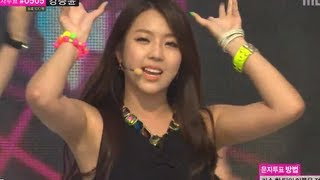 Jewelry - Hot&Cold, 쥬얼리 - 핫 앤 콜드 Music core 20130727