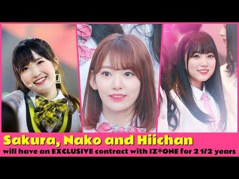 Breaking NEWS -Sakura, Nako and Hiichan will have an