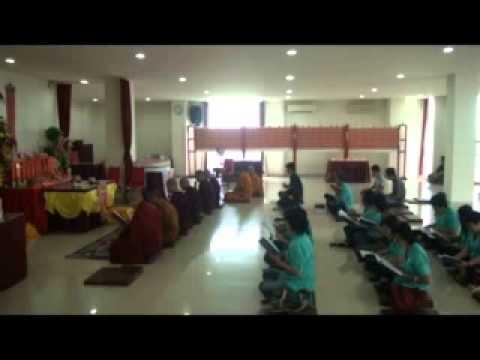 Kebaktian Agama Buddha Berbahasa Pali