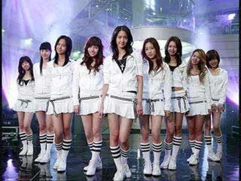 SNSD - Into the New World Babiixj English Version Cover