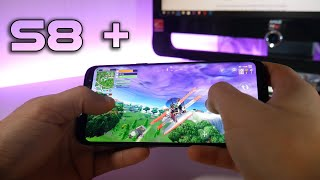 Fortnite SEASON 7 for Android on Samsung Galaxy S8 +