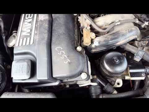 Контрактный двигатель BMW (БМВ) 2.0 N42(N46)B20 | Где купить? | Тест мотора
