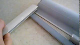 Кассетные рулонные шторы +на пластиковые окна#кассетные рулонные шторы uni