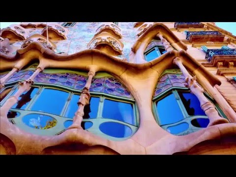 Barcelona, Catalonia, Spain  - 1080p HD Slideshow