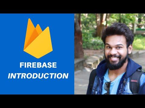 Introduction To Firebase - ? Firebase Masterclass Using Vue JS thumbnail