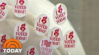 Voting In 2020 Election Reaches Historic Levels | TODAY
