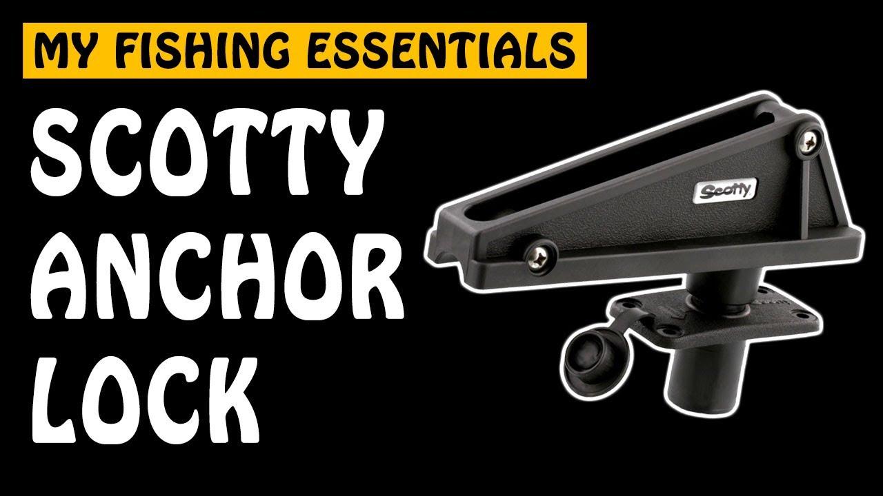Canoe Rope Lock Anchor Holder