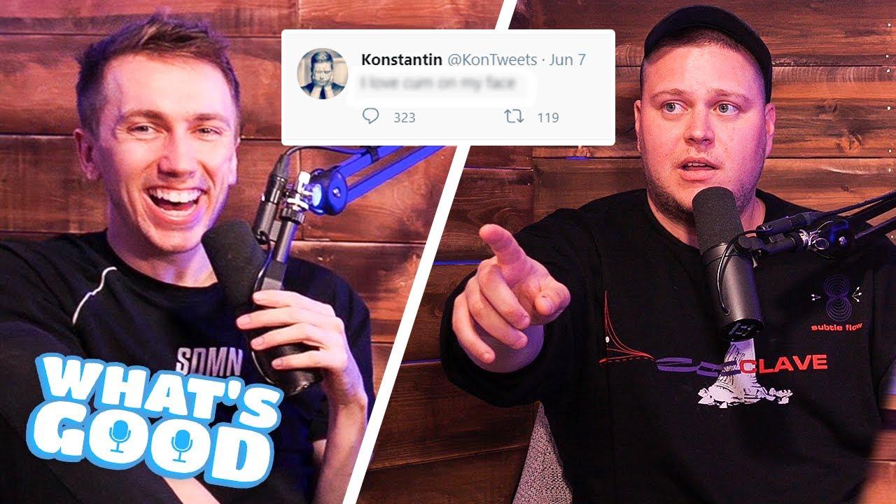 We Tweeted This on Kons Twitter & His Girlfriend Was SHOCKED!!