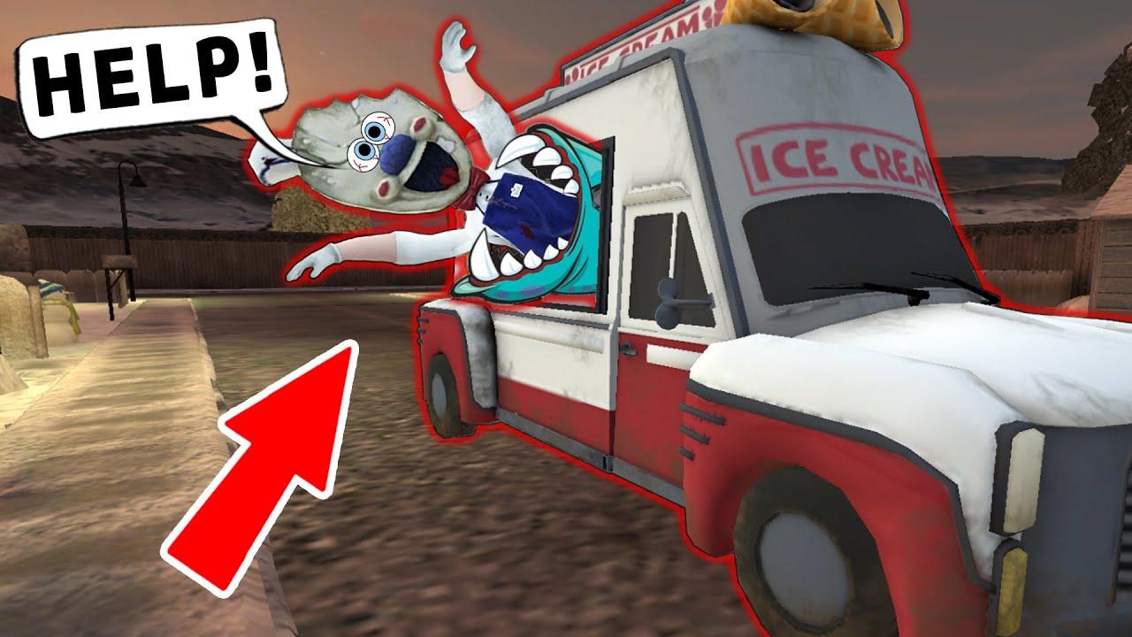 Смешные Моменты *Ice Scream* !! Новый Секрет Мороженщика (ч.111)