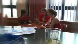 Maturitní video SZŠ Jindřichův Hradec 4.B. - Moulin Rouge