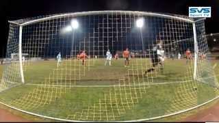 Fußball: SVS gegen SV Stegersbach