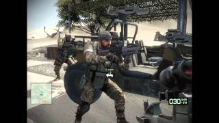 Battlefield: Bad Company 2 - Mission 9 - Sangre Del Toro (1/6)