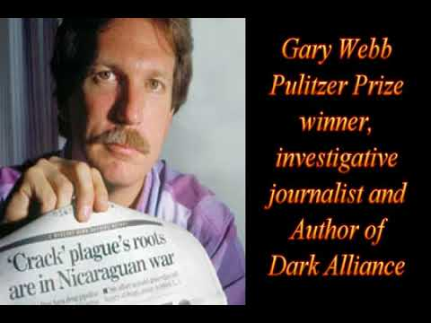 H Gary Webb - Assassinated Pulitzer Prize Winning American Investigative Journalist