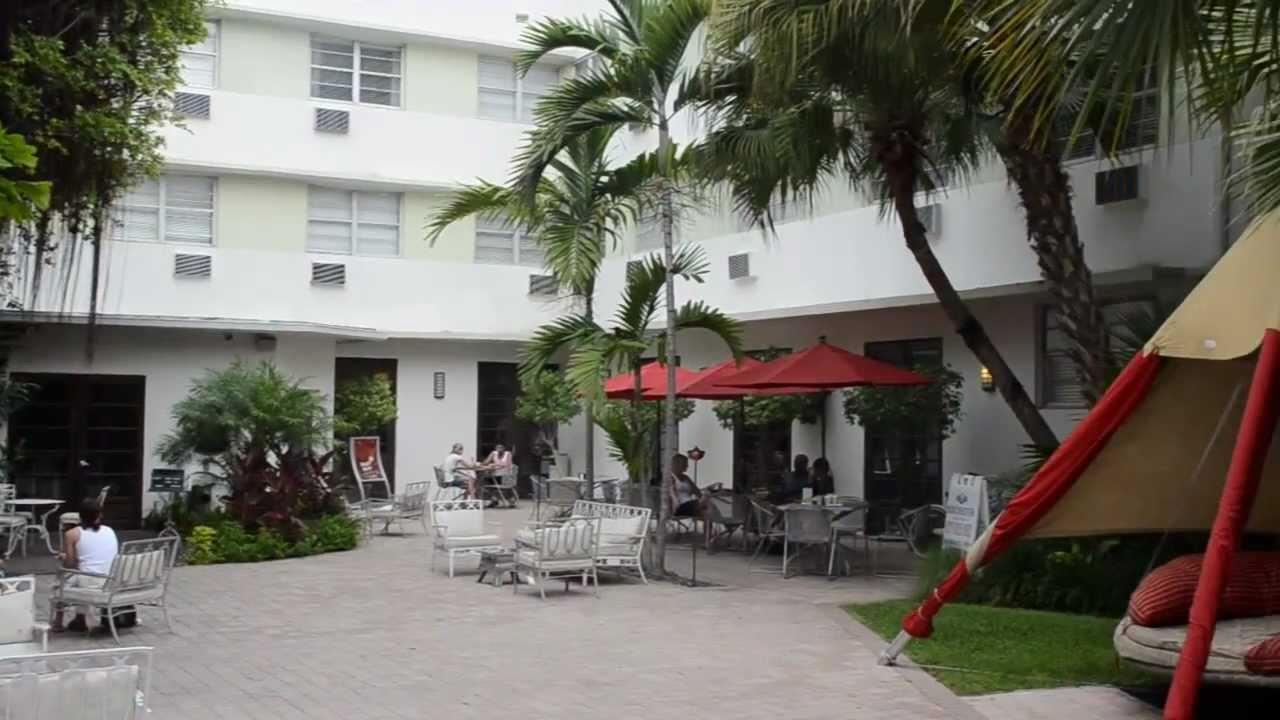 Dorchester Hotel Miami Beach Florida
