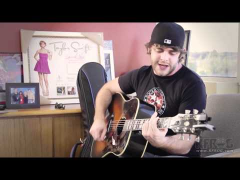 Something To Do With My Hands - Thomas Rhett   Country Artist Spotlight