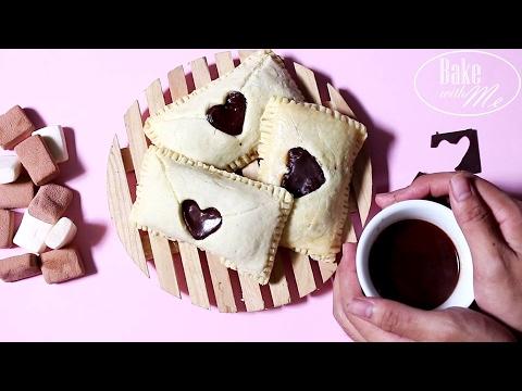 S'more Pie- Cách Làm Bánh Pie Chocolate Cho Valentine