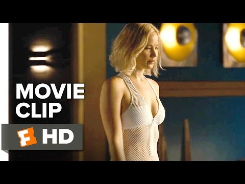 Thumbnail: Passengers Movie CLIP - Gravity Loss (2016) - Jennifer Lawrence Movie