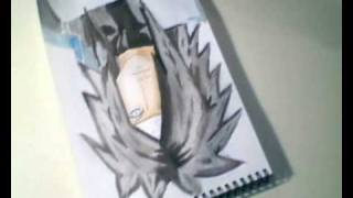How to Draw  Uchiha Madara