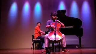 Elgar Cello Concerto in E minor, Op  85 - Paul Benjamin Natividad