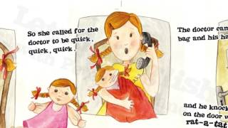 Miss Polly had a Dolly - Learning English with Peter and Jane (online and with our Books and CDs)