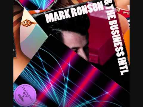Mark Ronson & The Business Intl  Bang Bang Bang Clean