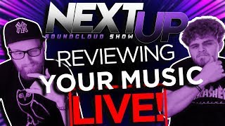 Reacting to Your Music / Are You Up Next? *Music Review*