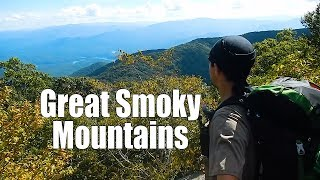 The Great Smoky Mountains - 3 day backpacking
