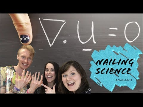 Nailing Science 2   The mathematics of rivers and the fluid dynamics of cleaning up pollution thumbnail