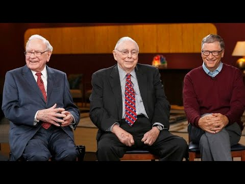 Warren Buffett, Charlie Munger, Bill Gates on the state of the US-China trade talks