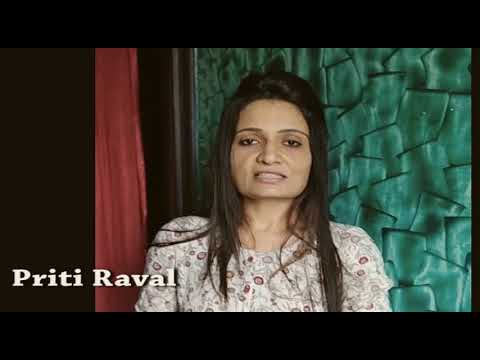My Selfless Act   Priti Raval   Volunteer