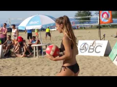 Volleybash 28: Co-ed 3 vs. 3 Beach Volleyball Bronze & Gold Finals - Sept 2nd, 2018