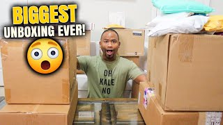 FINALLY unboxing all my FAN MAIL from last year   Alonzo Lerone