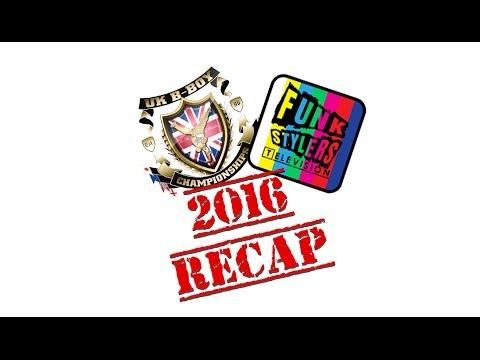UK BBoy Championship 2016 | 20th Anniversary | RECAP | FSTV
