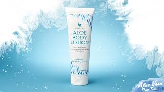 Aloe Body Lotion | Crème hydratante corps - Forever Living