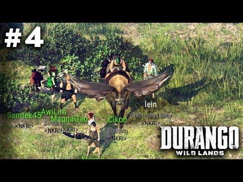 Menata Domain Clan NKRI | Durango: Wild Lands - Indonesia #4