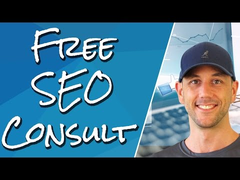 SEO Consultation - Follow Along As We Optimize A Content Marketing Campaign For The Search Engines