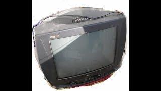 Разбор телевизора LG CF-20D70K