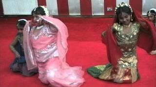 chagarys dance murugan koyil