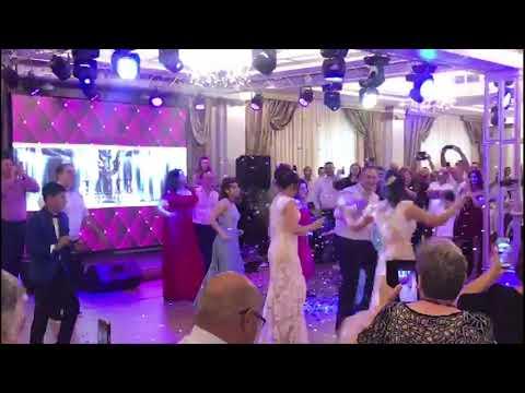 Свадебный флешмоб. Wedding Flashmob. Красногорск. Русско-армянская свадьба
