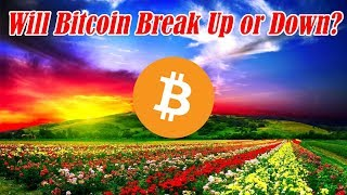 Bitcoin Update : Will BTC Break to the Upside Here? Crypto Technical Analysis