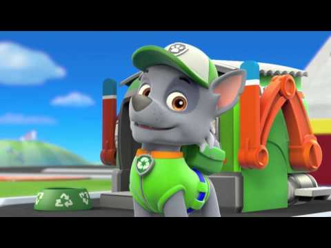 Paw Patrol Character - Spot Rocky