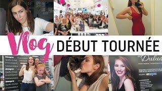 Vlog #26 - Trop de colis + début de ma tournée !