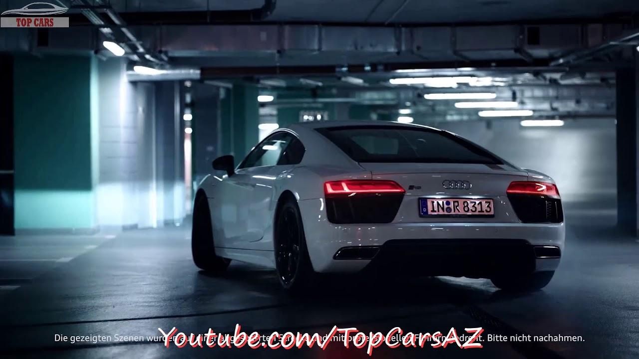 Top Cars 2018 Audi R8 V10 Rws Coupé World Premiere Official
